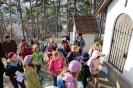 2015. 03. 27. Látogatás Budakeszin a Domonkos nővéreknél és keresztút - 3.c