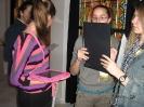 2013. 12. 01. 8. osztály a Szent István kiállításon