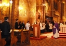 2014. 03. 03. Szereplés a Mátyás-templomban