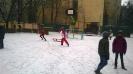 2016. 01. 04. Havas pillanatképek az iskolaudvarról