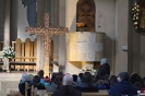 2019. 02. 04. Látogatás a Pasaréti Ferences Templomban a Missziós keresztnél 3. évfolyam és 6. évfolyam